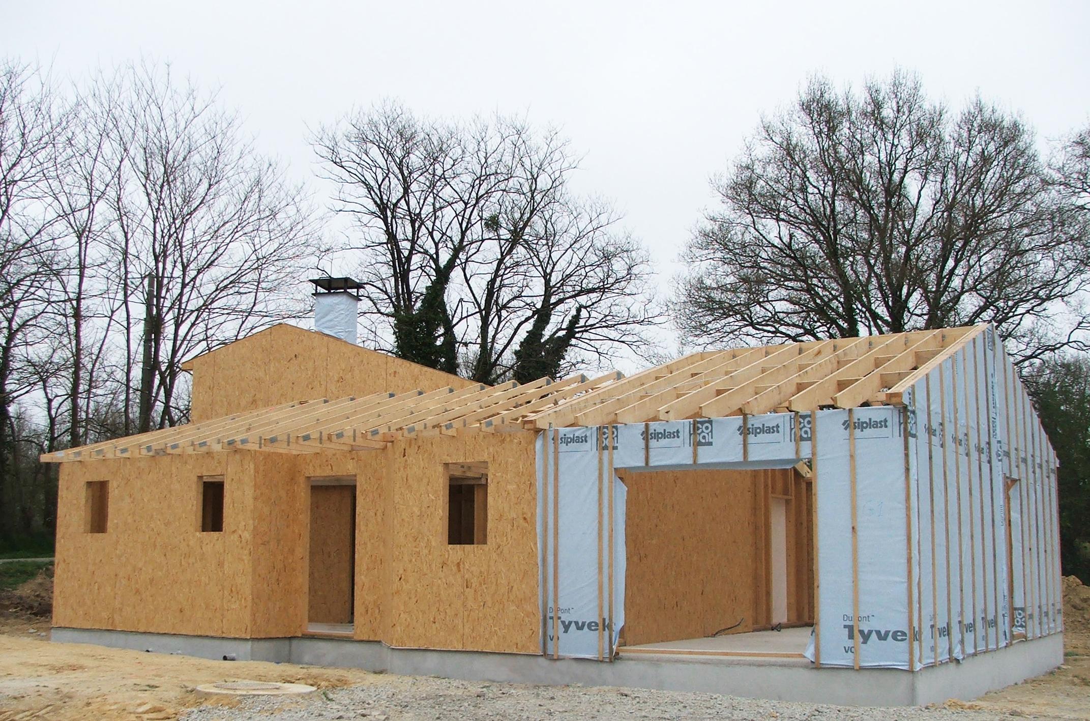 amm agencement menuiserie morineau belleville sur vie fabrication et pose maison ossature bois